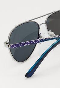 Guess - Sunglasses - dark blue/blue - 2