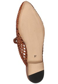 Sansibar Shoes - Muiltjes - braun - 4