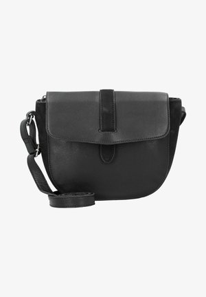 CAIRNS  - Across body bag - black