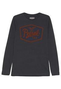 Petrol Industries - Camiseta de manga larga - raven grey - 0