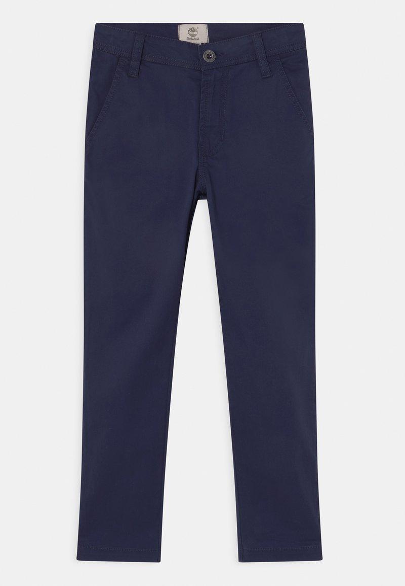 Timberland - Chino kalhoty - navy