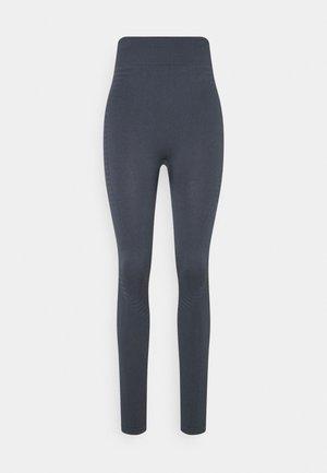 SEAMLESS PANELLED LEGGING - Leggings - ombre blue