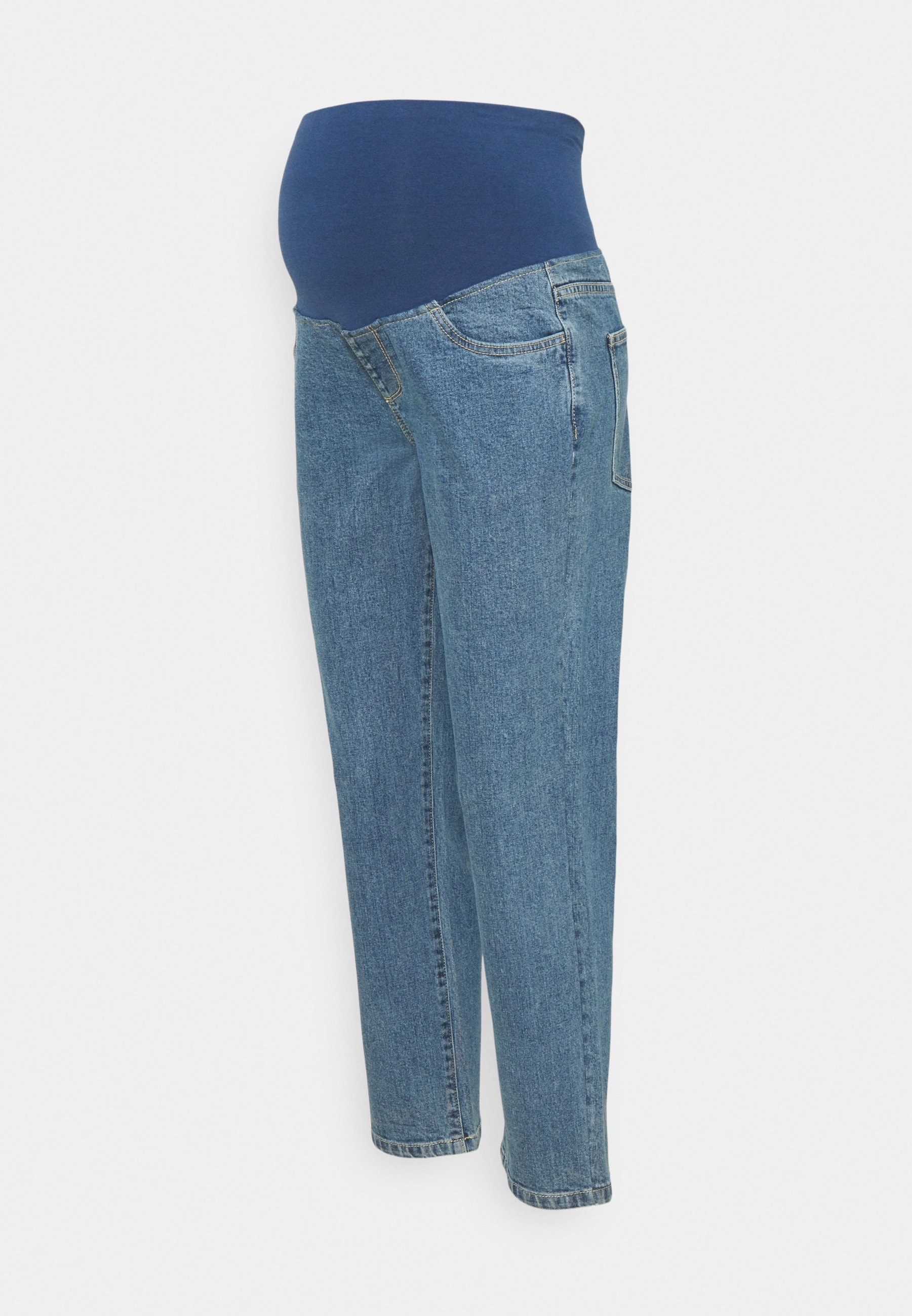 Women MATERNITY STRETCH MOM - Straight leg jeans