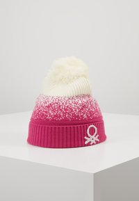 Benetton - Beanie - off white - 0