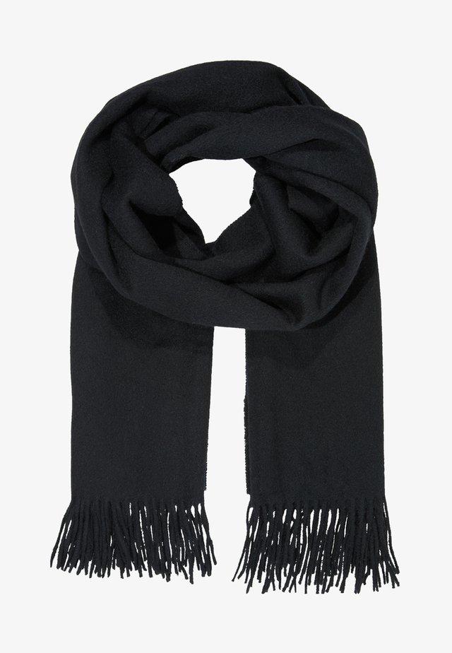 NIA SCARF - Sjal / Tørklæder - black
