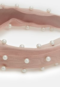 LIARS & LOVERS - PEARL EMBELLISHED KNOT - Hair styling accessory - pink - 2