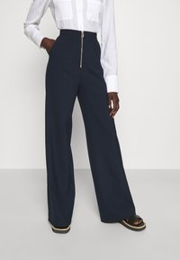 MAX&Co. - MORESCO - Trousers - midnight blue - 0