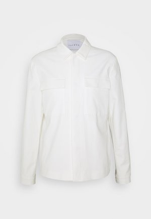 SMART SHACKET - Summer jacket - white