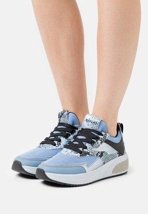 AMUDENA - Trainers - light blue