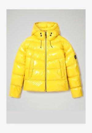 A-LOYLY - Veste d'hiver - yellow oil
