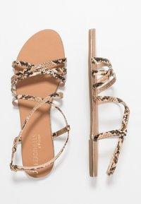 Head over Heels by Dune - LIYA - Sandals - natural - 1