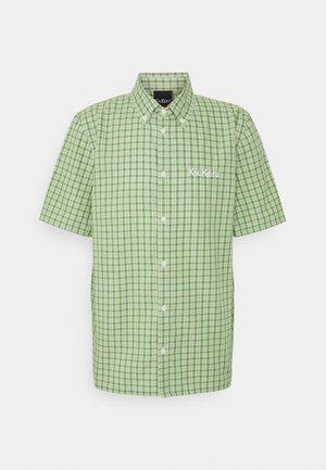 SHORT SLEEVE SHIRT - Skjorte - green