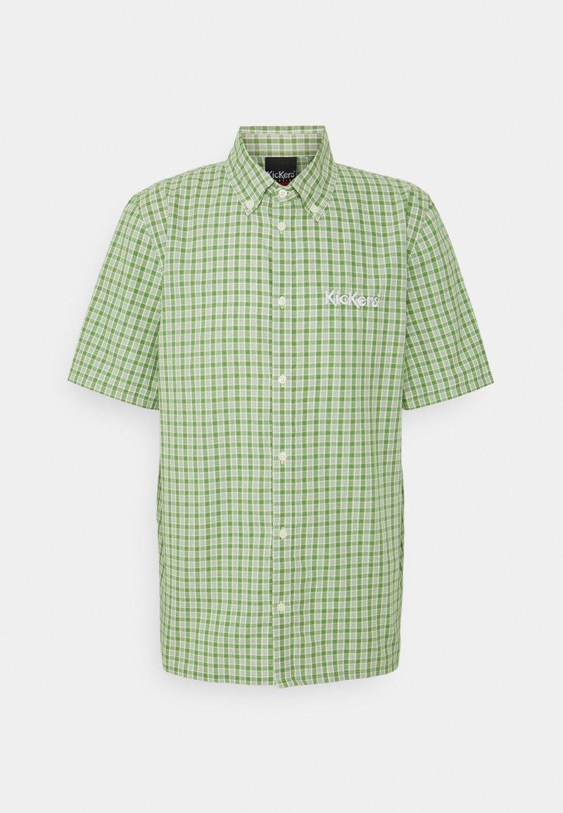 Kickers Classics - SHORT SLEEVE SHIRT - Shirt - green
