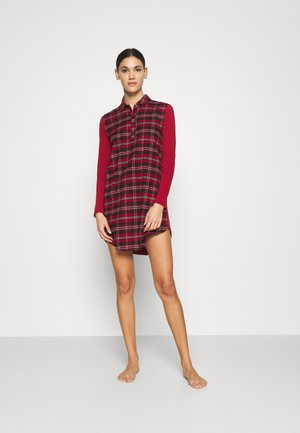 Nightie - red check