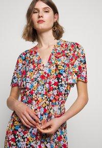 Rebecca Minkoff - SORCHA DRESS - Denní šaty - black/multi - 5