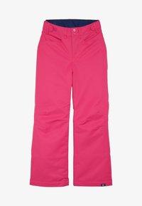Roxy - BACKYARD  - Snow pants - beetroot pink - 4