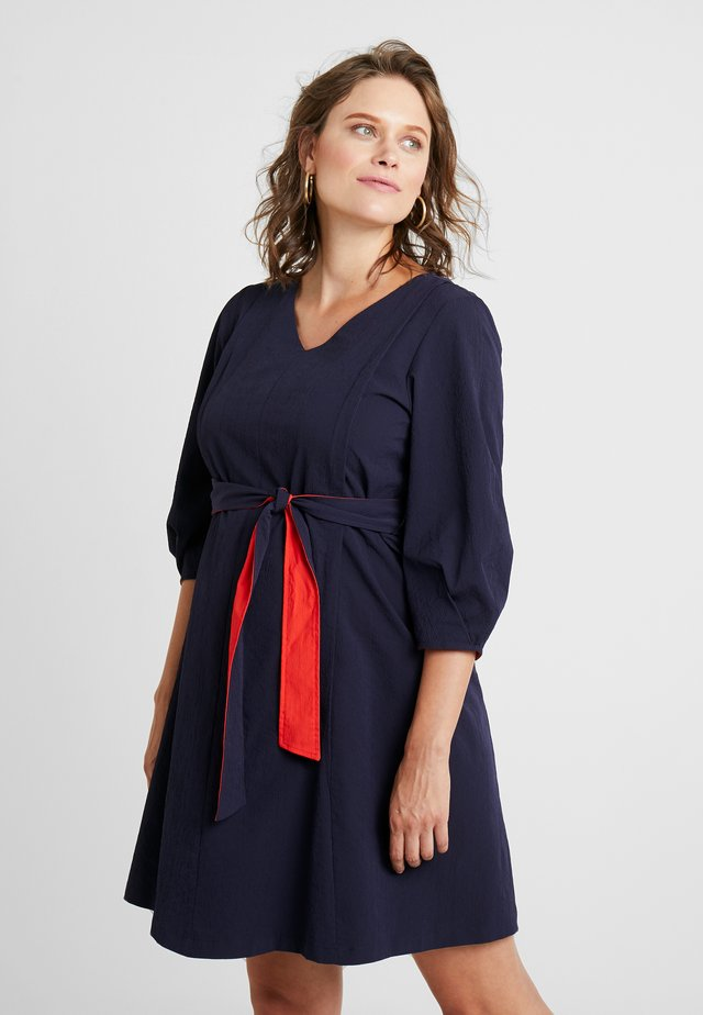 CRESSIDA DRESS - Day dress - navy