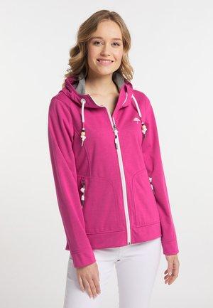 Outdoorová bunda - pink