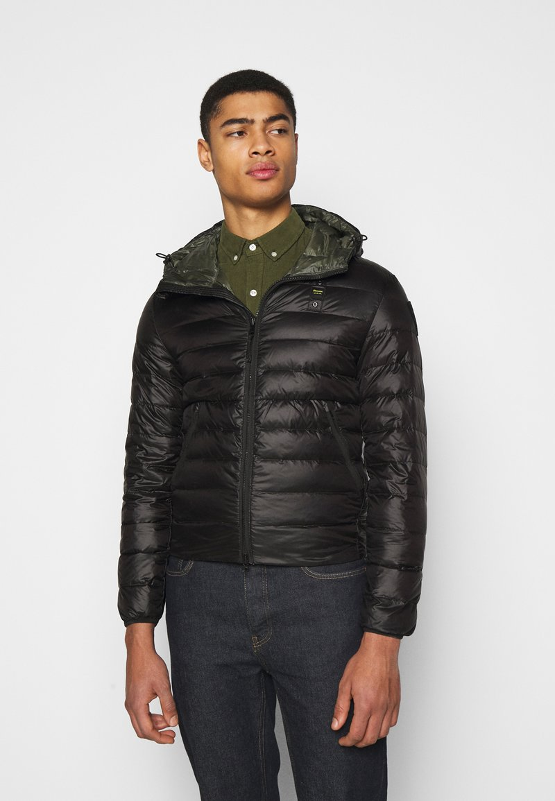 Blauer - Down jacket - black