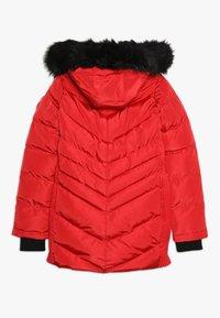 Cars Jeans - KIDS JOHANNA - Winter coat - red - 1