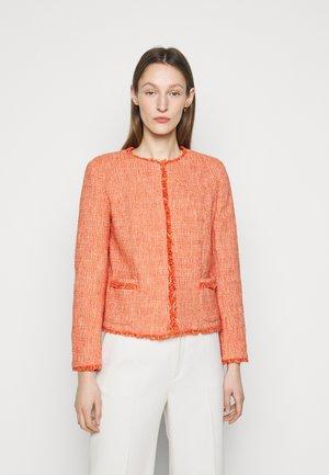 PONTE - Summer jacket - koralle