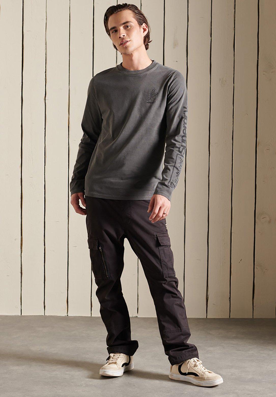 Men AMERICAN CLASSIC - Long sleeved top