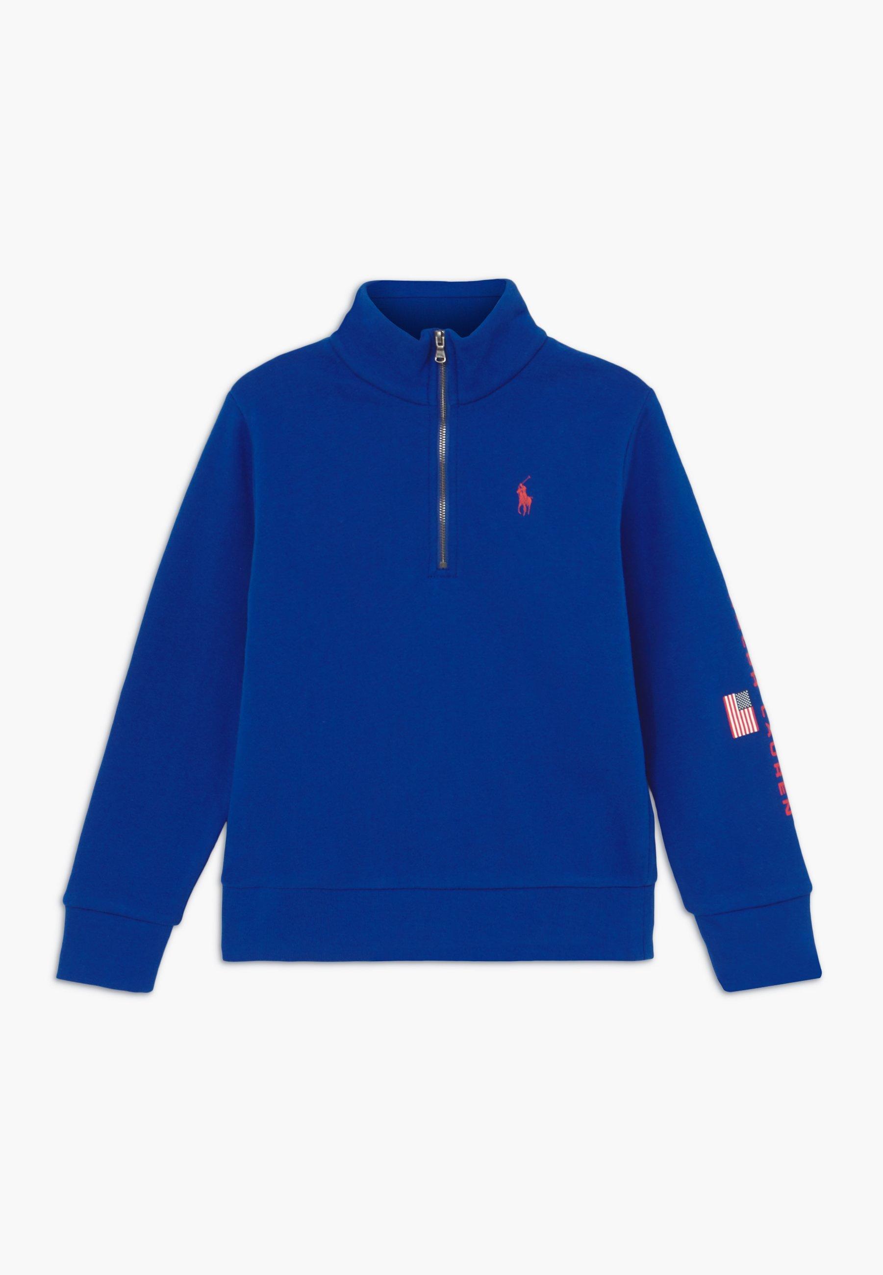 Große Förderung Polo Ralph Lauren SPORT - Sweatshirt - sapphire star | Damenbekleidung 2020