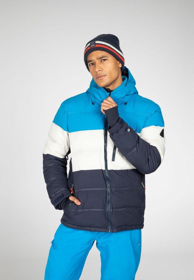 BLUR  - Snowboardjas - space blue