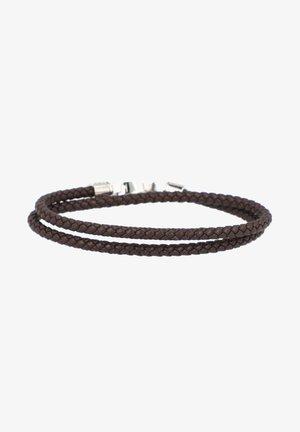BENJAMIN ARMBAND - Bracelet - dark brown