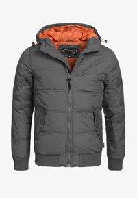 ADRIAN - Winter jacket - raven