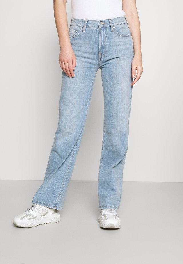 DEAUVILLE - Straight leg jeans -  denim blue