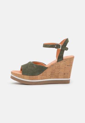 MARY - Sandály na vysokém podpatku - marvin birch