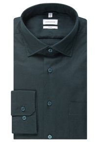 Seidensticker - BUSINESS X-SLIM - Shirt - grün - 2