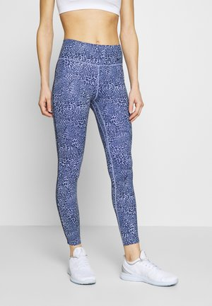 ONE - Leggings - light thistle/black