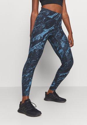 CLASSIC PRINTED - Leggings - impulsive blue