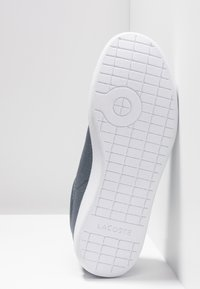 Lacoste - CARNABY EVO - Baskets basses - black/white - 6