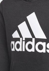 adidas Performance - ADIDAS ESSENTIALS HOODIE - Sweat à capuche - black - 2