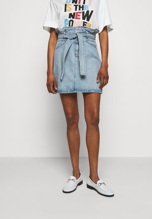SERANA - Mini skirt - jean clair