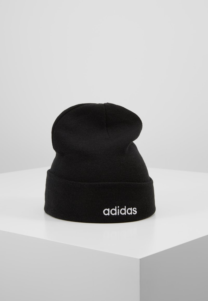 adidas Performance - TURN UP LIGHT - Beanie - black/white