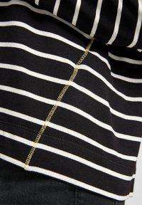 s.Oliver - Jumper - black stripes - 6