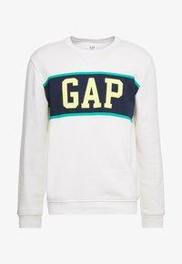 GAP - V-MINI CREW - Sweatshirt - carls stone - 4