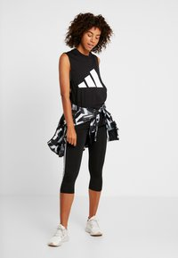 adidas Performance - WIN - Top - black - 1