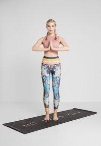 South Beach - YOGA MAT - Fitness/yoga - black - 0