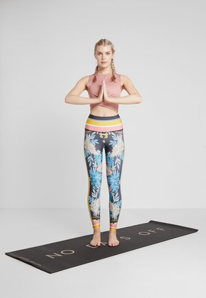 YOGA MAT - Fitness/yoga - black