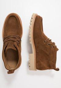 Belstaff - MACCLESFIELD  - Lace-up ankle boots - bracken - 1