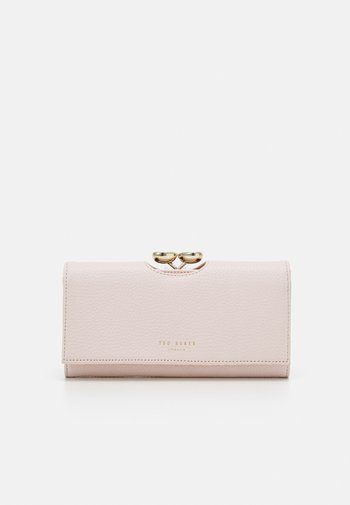TEARDROP CRYSTAL BOBBLE MATINEE - Peněženka - light pink