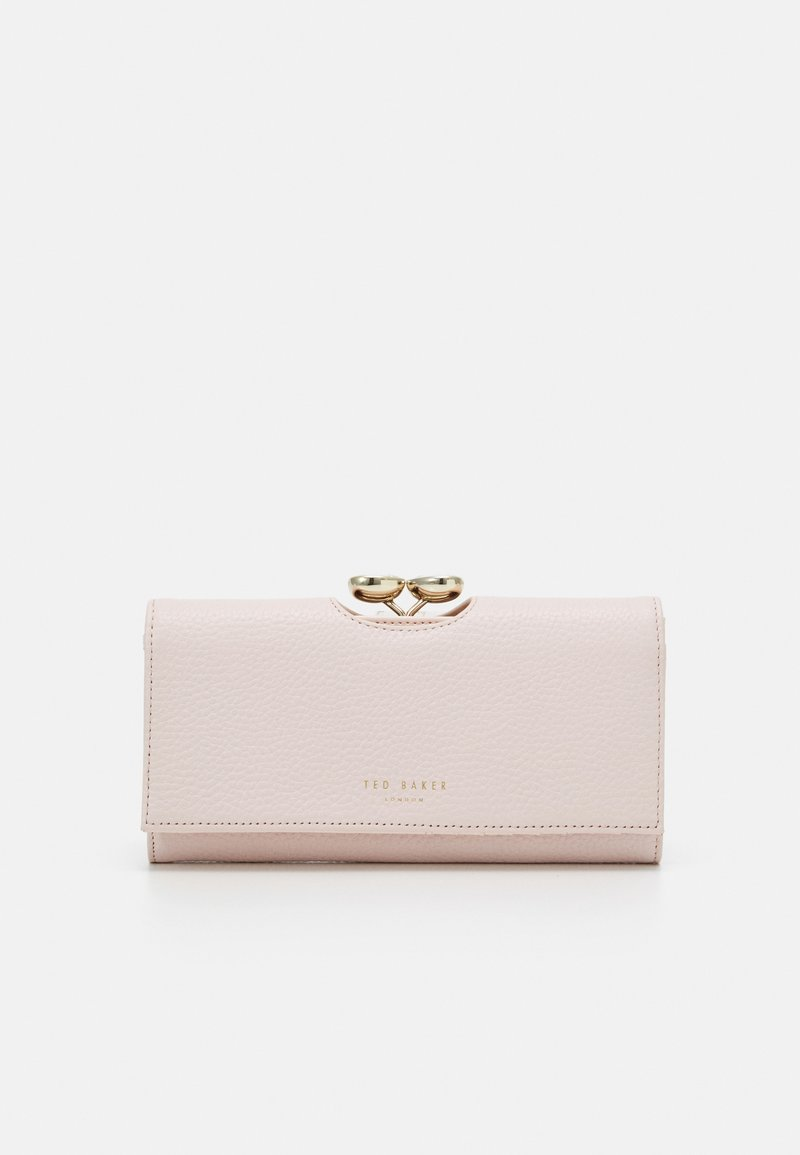 Ted Baker - TEARDROP CRYSTAL BOBBLE MATINEE - Lommebok - light pink