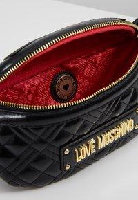 Love Moschino - Bum bag - black - 4