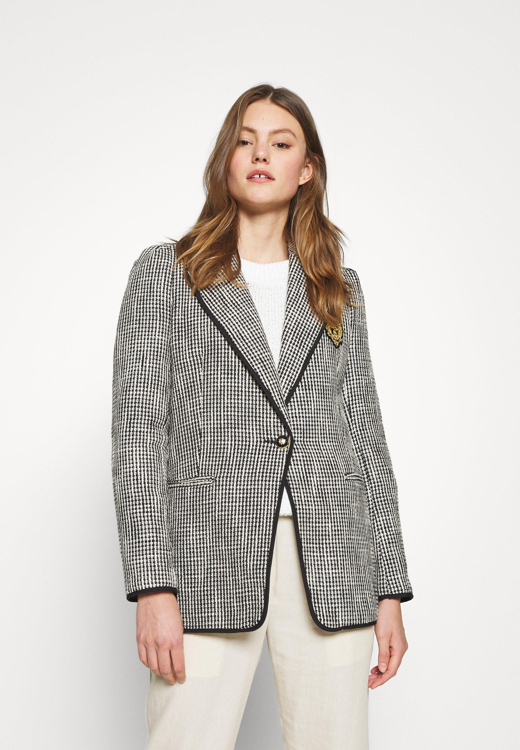 Women CRAWFORD BADGE - Short coat