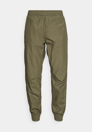 RELAXED CUFFED TRAINER - Pantaloni cargo - combat